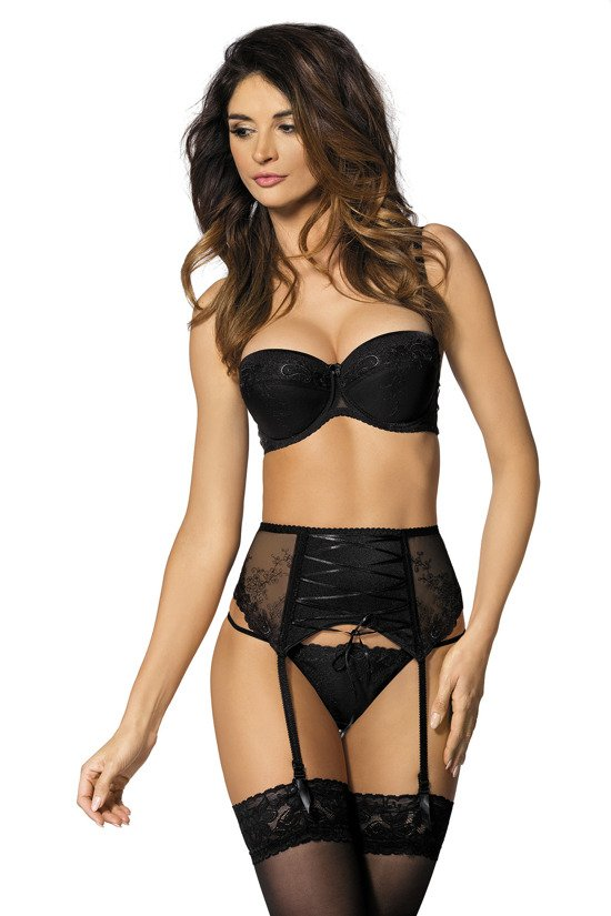 Yvette/BB1 balconette push-up bra