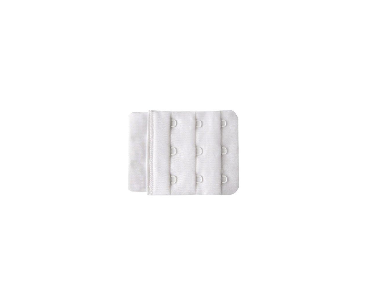 bf49c74e5a142 Gorteks Bra extender 3-hook white