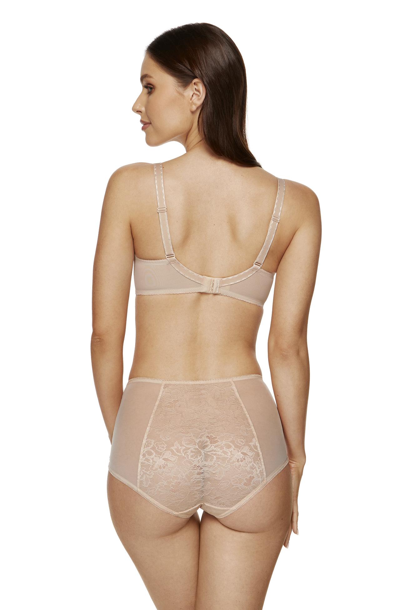 Gorteks Elise FW high waist panty beige Classic collection ed0bfa1fe