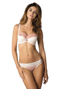 Lilly/B3 half padded bra