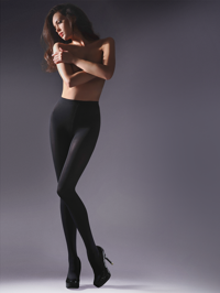 Microfibre tights 121 40 DEN graphite