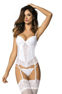 Yvette/G push-up corset